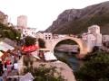 Город Мостар 11 лет спустя (Босния-Герцоговина)