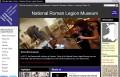 National Roman Legion Museum - сайт Музея римского легиона в Уэльсе