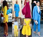 2019 тренд цвета – Модные цвета одежды на Нового года 2019 (с фото)