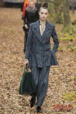 Осень зима 2018 шанель – Коллекция Chanel осень-зима 2018-2019
