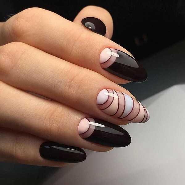 Ногти Рисунки Гель Шеллак