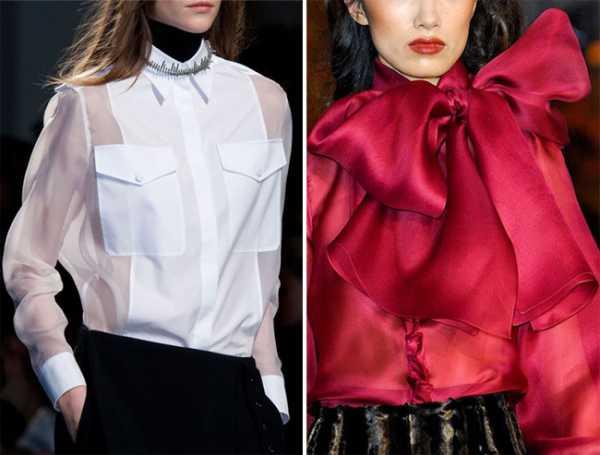 27e19b07548 Блузка в сочетании с юбкой или брюками — прекрасный вариант для  празднования Нового года