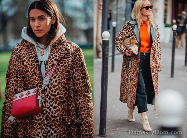 402556bd72a Тренды осень зима 2018 – Модные тенденции  фото главных трендов ...